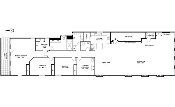 50 Bond Street 3/4Floors, Noho, NYC, $14,250,000, Web #: 21128983