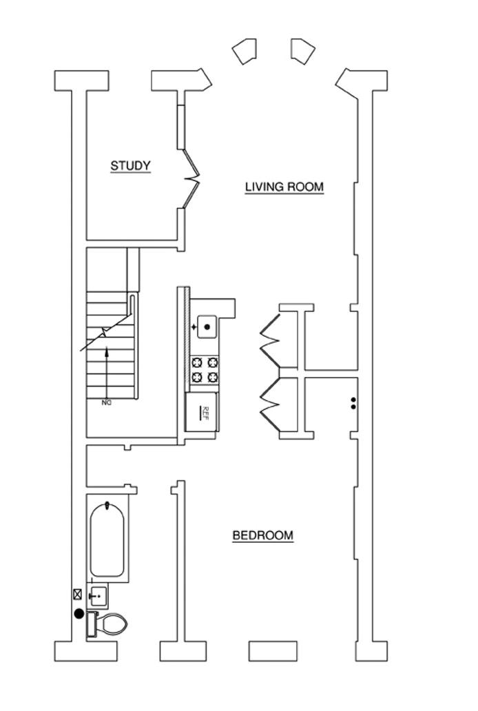 116 Bainbridge Street 2, Brooklyn, New York, $2,750, Web #: 21199340
