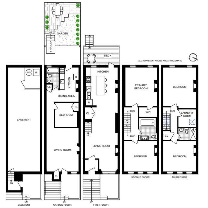 368 Grand Avenue, Clinton Hill, New York, $2,895,000, Web #: 21275262