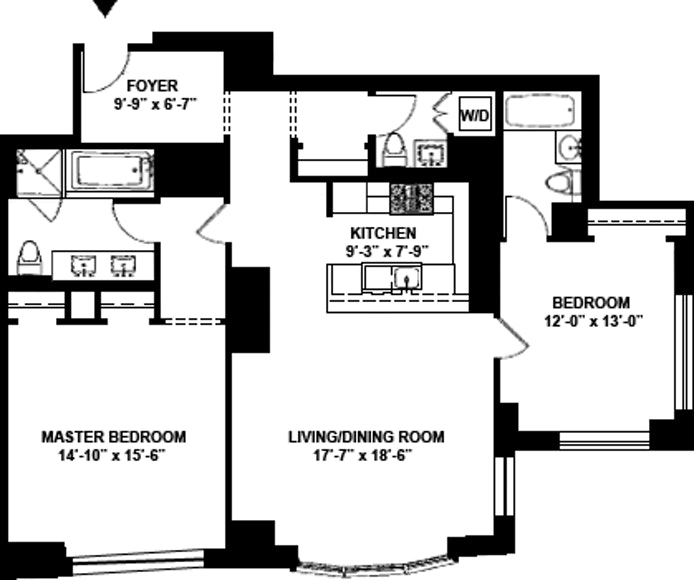 15 Central Park West 23F, Upper West Side, NYC, $5,900,000, Web #: 21299645