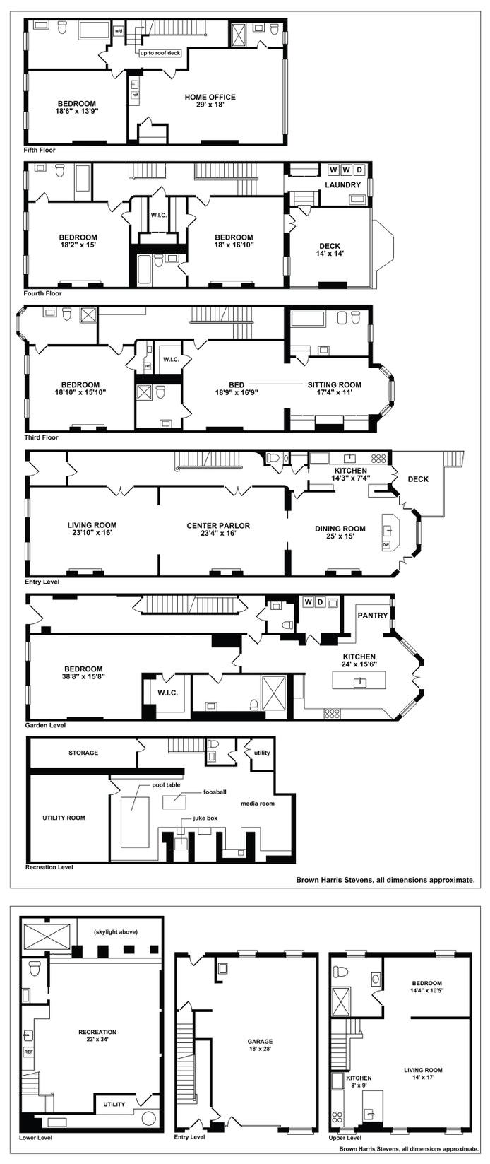 88 Remsen Street, Brooklyn Heights, New York, $20,000,000, Web #: 21326325