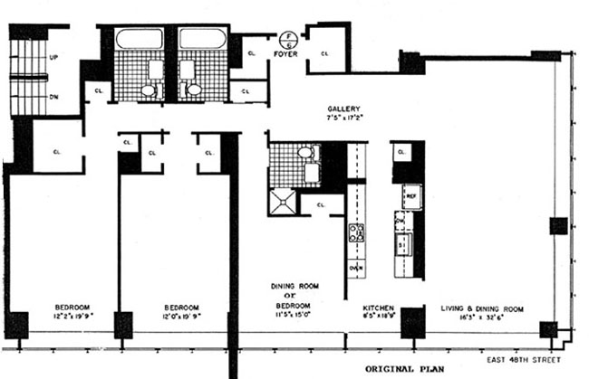 Newly Renovated 2 Bedroom with Unobstructed Skyline and ...