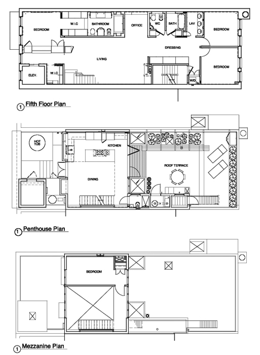 153 Chambers Street, Civic Center, NYC, $4,150,000, Web #: 272169