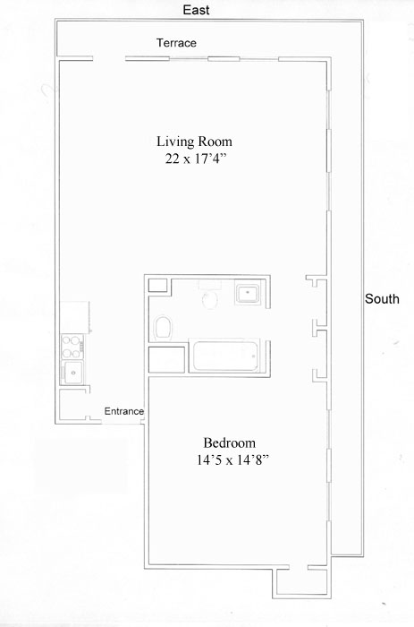 465 Park Avenue, Midtown East, NYC, $425,000, Web #: 294147