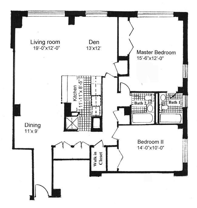 333 East 79th Street, Upper East Side, NYC, $940,000, Web #: 303866