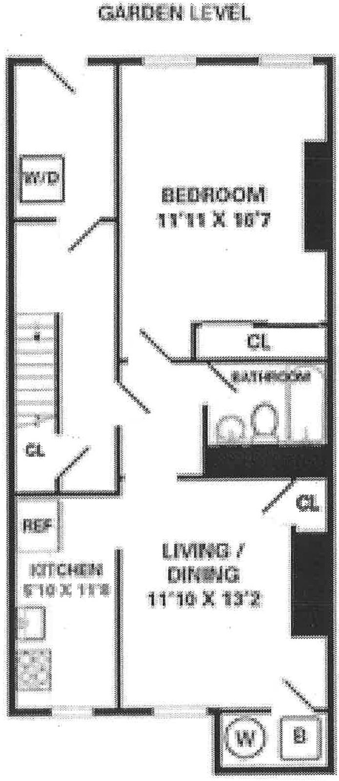 Clermont Avenue, Brooklyn, New York, $1,950, Web #: 3361708