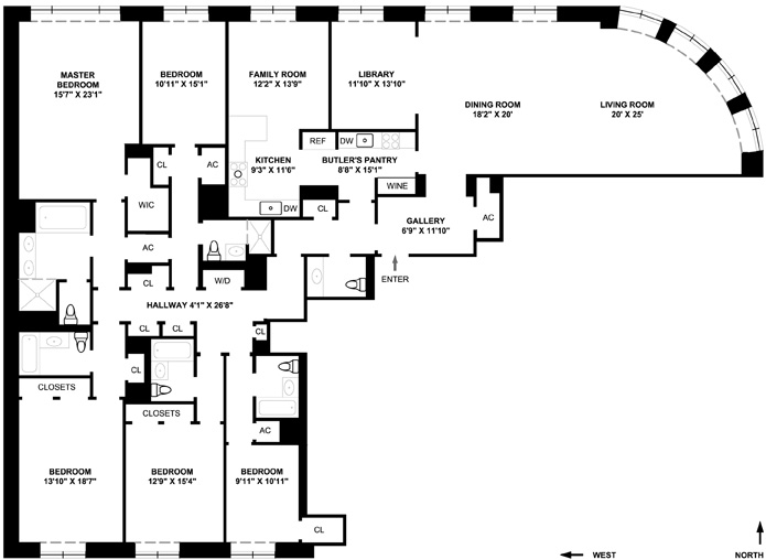 West End Avenue, Upper West Side, NYC, $30,000, Web #: 3412266