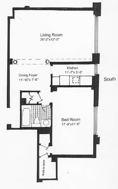 860 Fifth Avenue, Upper East Side, NYC, $775,000, Web #: 342646