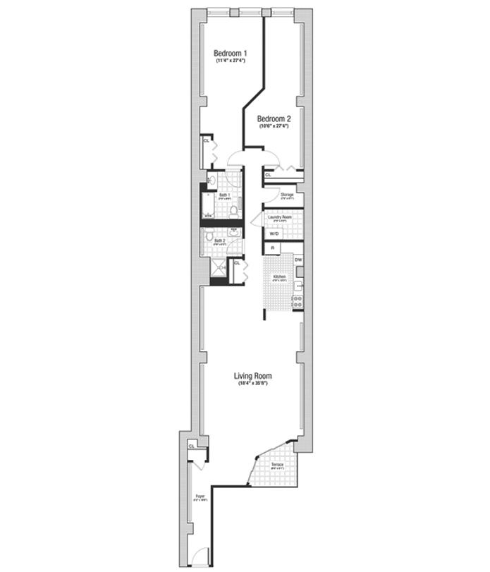 36 Laight Street, Tribeca/SOHO/Chinatown, NYC, $7,000, Web #: 3496469