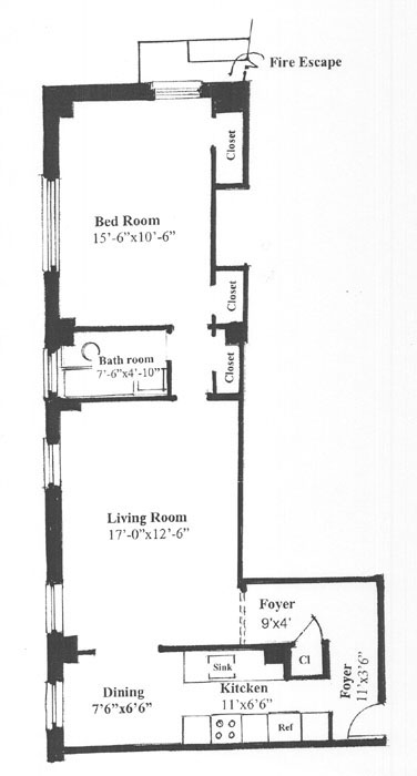 136 East 36th Street, Midtown East, NYC, $425,000, Web #: 363709