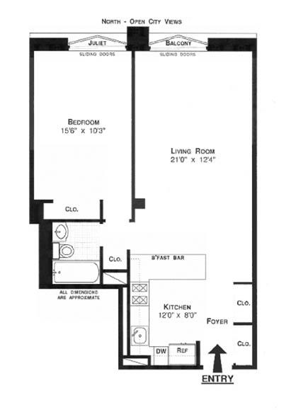 215 East 24th Street, Midtown East, NYC, $590,000, Web #: 3665201