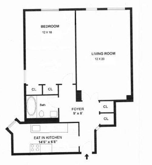 East 28th Street, Murray Hill/Kips Bay, NYC, $3,000, Web #: 3754633