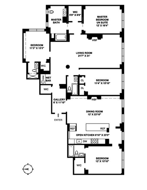 225 East 73rd Street, Upper East Side, NYC, $3,500,000, Web #: 3759986
