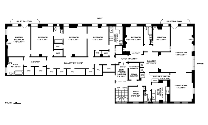 535 Park Avenue, Upper East Side, NYC, $6,300,000, Web #: 3882267