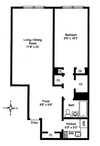 575 Park Avenue, Upper East Side, NYC, $475,000, Web #: 3930108