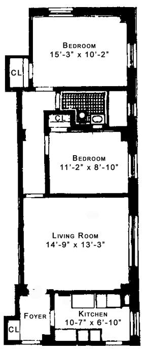 264 Lexington Avenue, Murray Hill/Kips Bay, NYC, $680,000, Web #: 582957