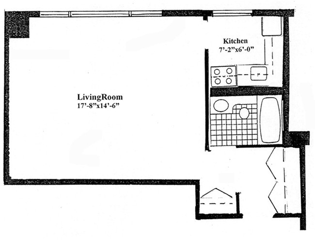 407 Park Avenue South, Midtown East, NYC, $340,000, Web #: 789668