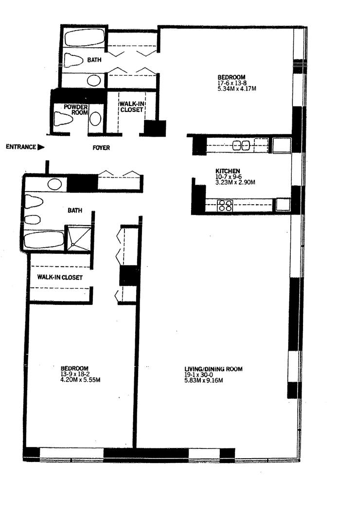 15 West 53rd Street, Midtown West, NYC, $3,450,000, Web #: 8553826