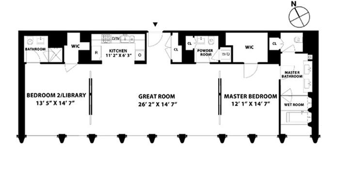 Bond Street, Greenwich Village/NOHO/Little Italy, NYC, $17,500, Web #: 8762118