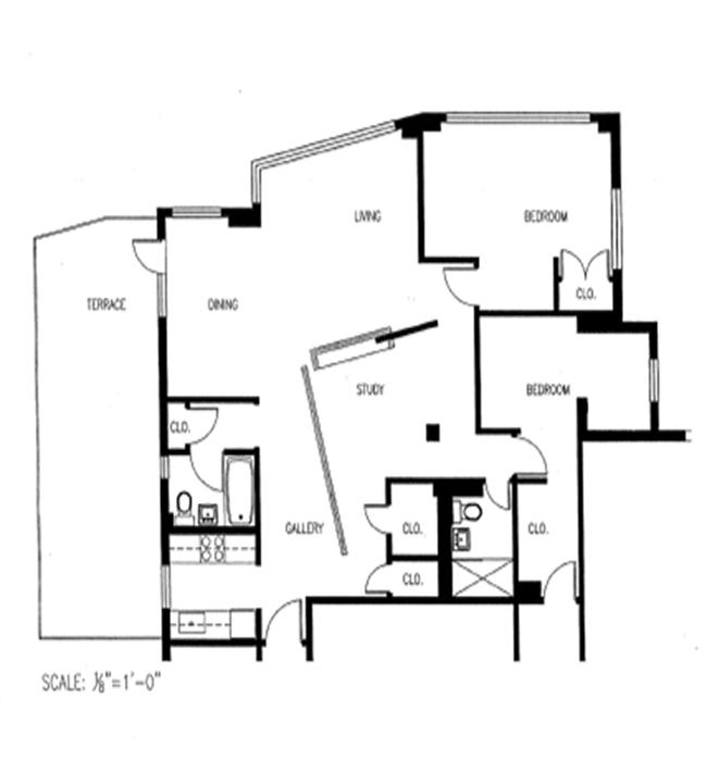 15 West 12th Street, Greenwich Village/Chelsea, NYC, $1,850,000, Web #: 882634