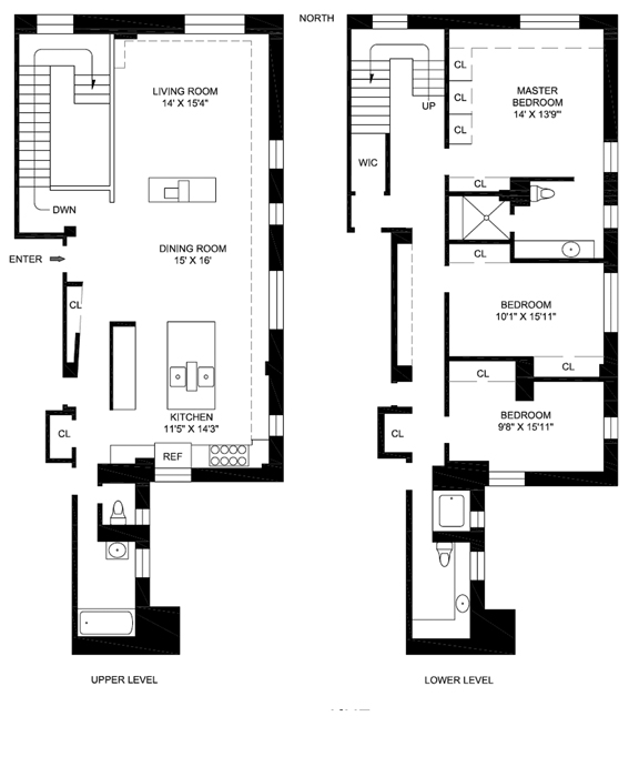 270 West End Avenue, Upper West Side, NYC, $1,650,000, Web #: 904814