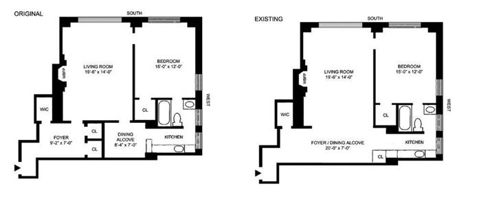 210 East 73rd Street 7E, Upper East Side, NYC, $675,000, Web #: 9098869