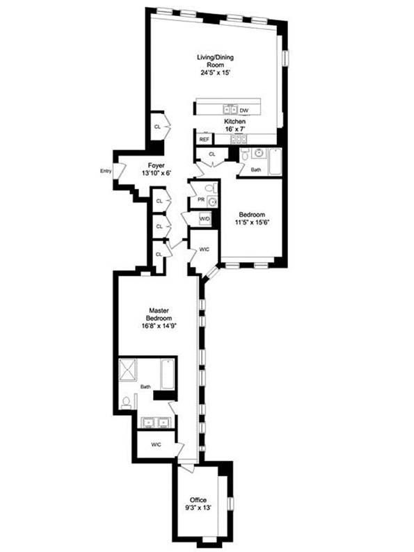 225 Lafayette Street, Greenwich Village/NOHO/Little Italy, NYC, $3,910,000, Web #: 9102012
