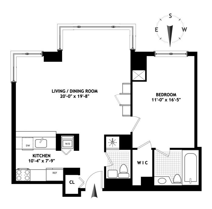 524 East 72nd Street, Upper East Side, NYC, $825,000, Web #: 9125024
