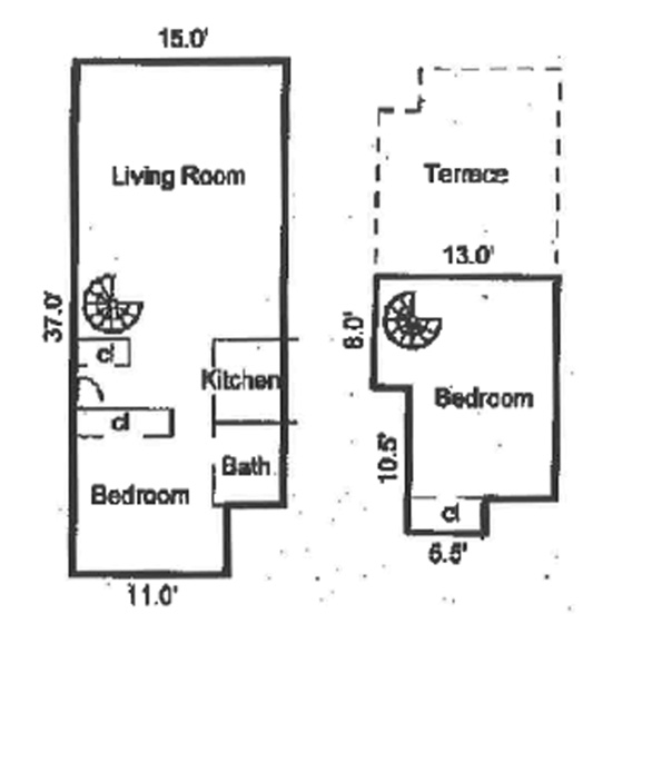 West 35th Street, Midtown South, NYC, $4,295, Web #: 9182658