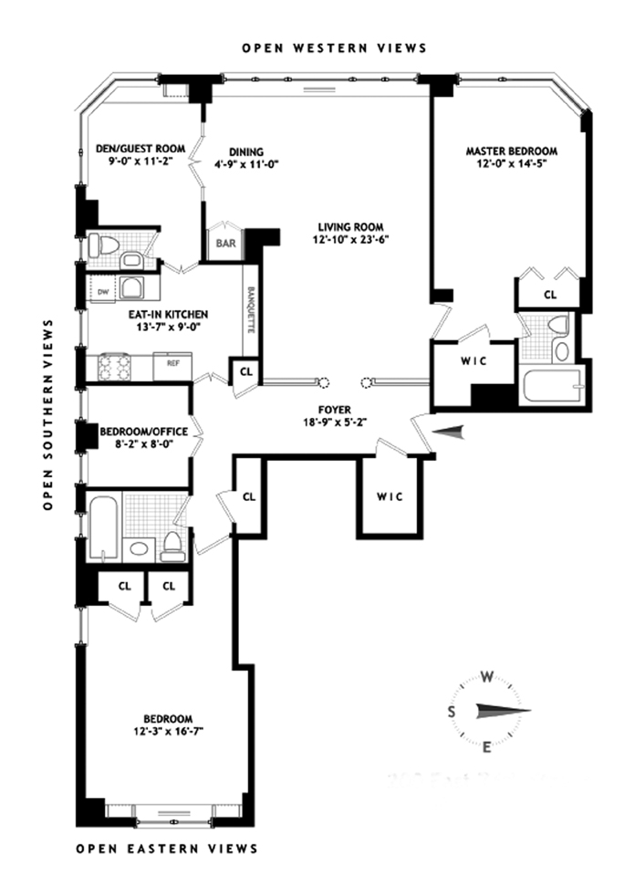 200 East 74th Street, Upper East Side, NYC, $2,164,101, Web #: 9267589
