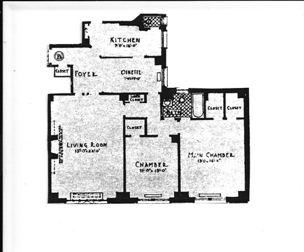 325 East 57th Street, Midtown East, NYC, $855,000, Web #: 9503194