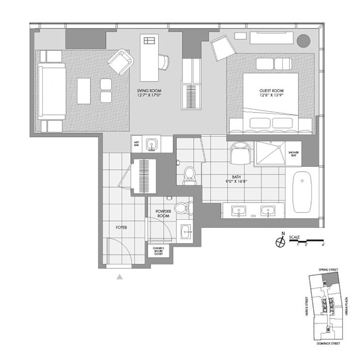 246 Spring Street, Tribeca/SOHO/Chinatown, NYC, $1,405,000, Web #: 9774914