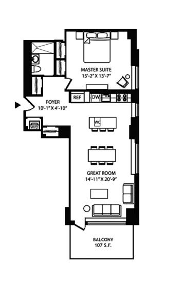 East 66th Street, Upper East Side, NYC, $6,500, Web #: 9788256