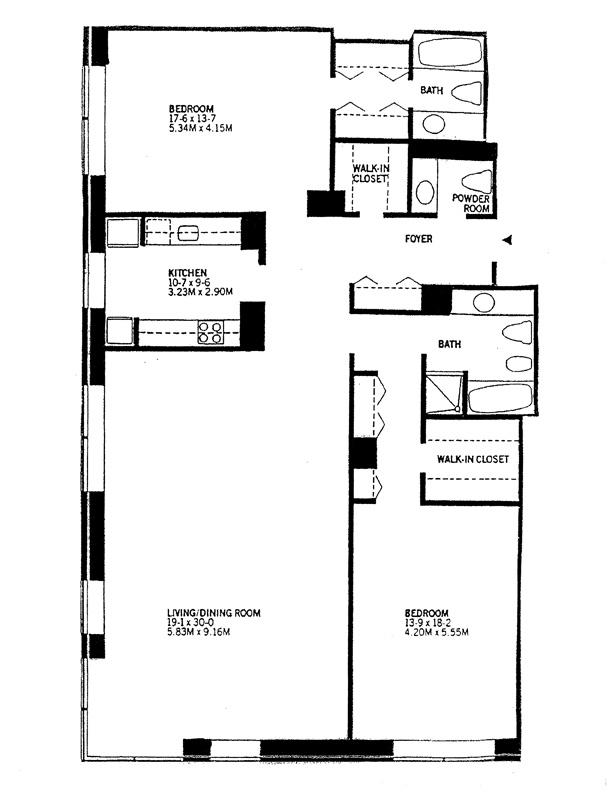 15 West 53rd Street, Midtown West, NYC, $3,500,000, Web #: 9976811