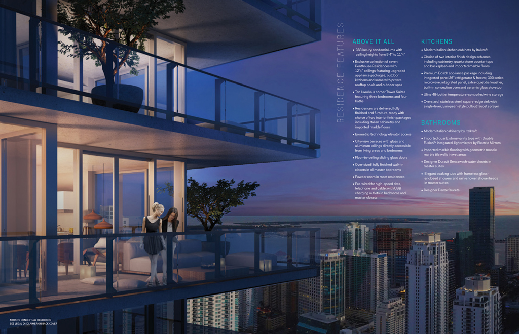 Brickell City Centre Rise Condo Photo