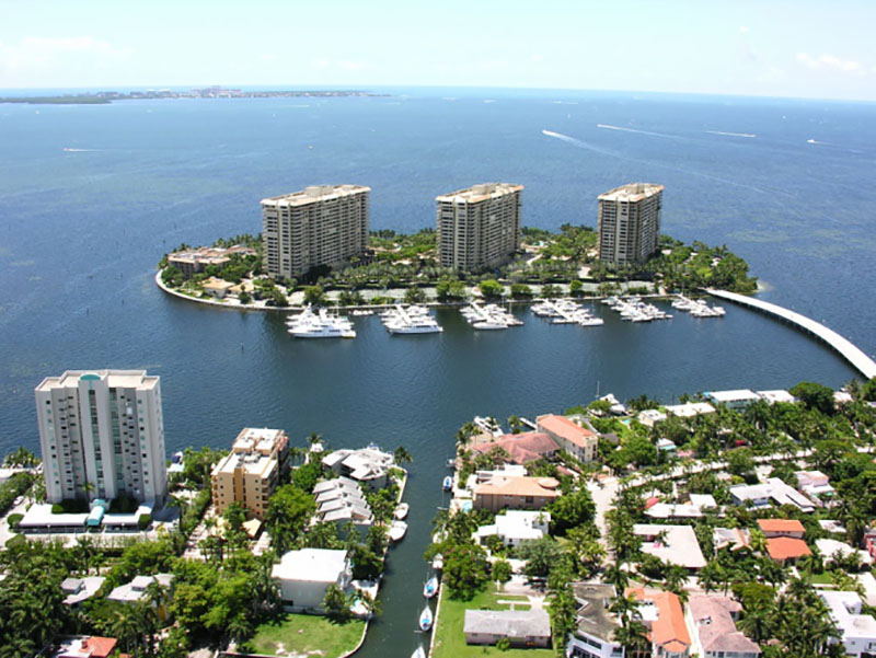 Grove Isle 1 - Tower One Condo Photo