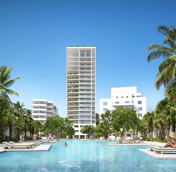 Fasano Hotel + Residences at Shore Club Condo Photo