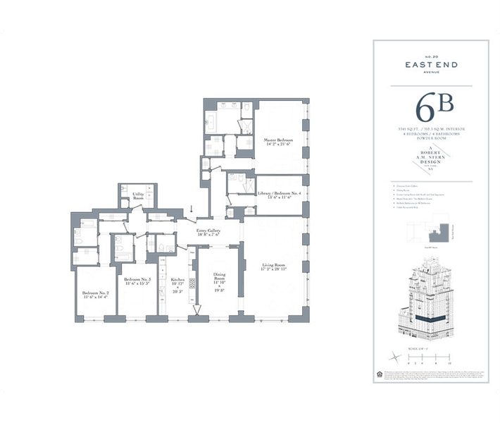 20 East End Ave, Upper East Side, NYC, $30,000, Web #: 109851