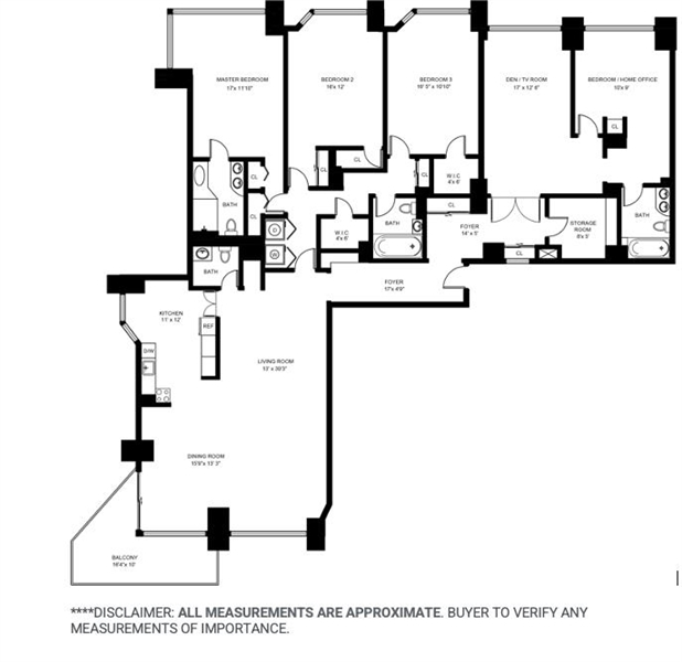 York Ave, Upper East Side, NYC, $2,977,000, Web #: 1749068