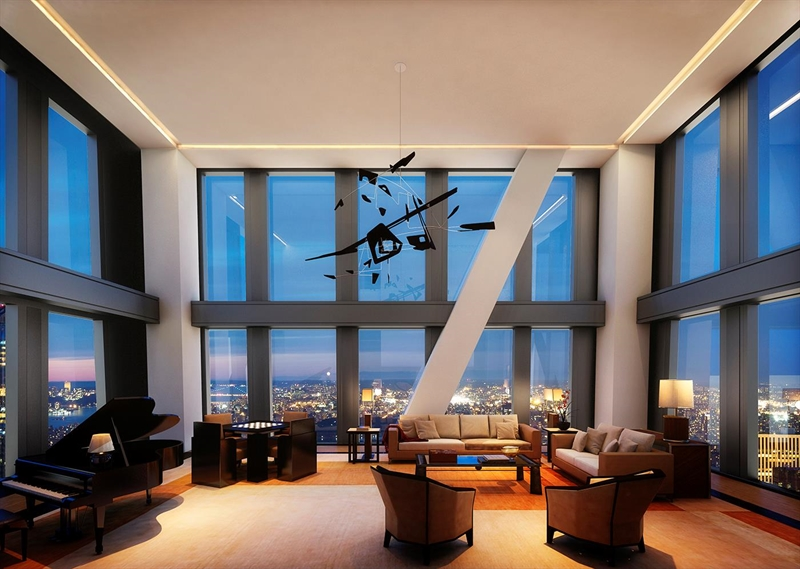 53 West 53rd Street, Midtown West, NYC, $64,730,000, Web #: 20811349