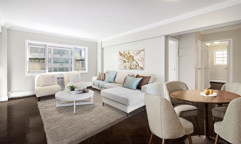 40 Sutton Pl, Midtown East, NYC, $1,790,000, Web #: 63321