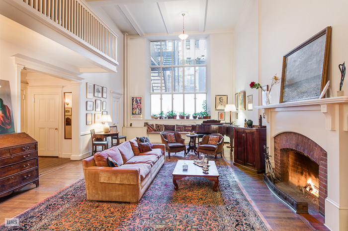 15 West 67th Street, Upper West Side, NYC, $2,600,000, Web #: 10074321
