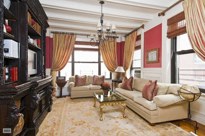 251 West 89th Street, Upper West Side, NYC, $1,170,000, Web #: 1020520
