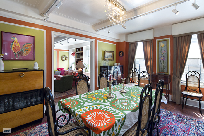 415 Central Park West, Upper West Side, NYC, $3,100,000, Web #: 10877121