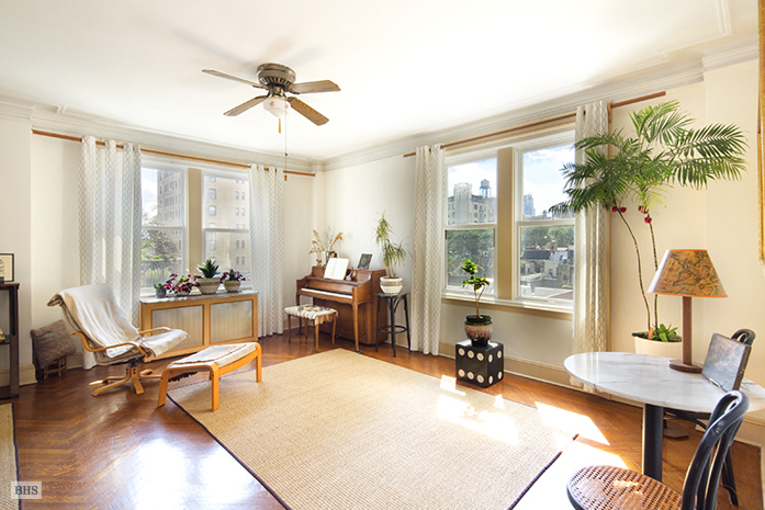 360 Riverside Drive, Upper West Side, NYC, $1,500,000, Web #: 11249513