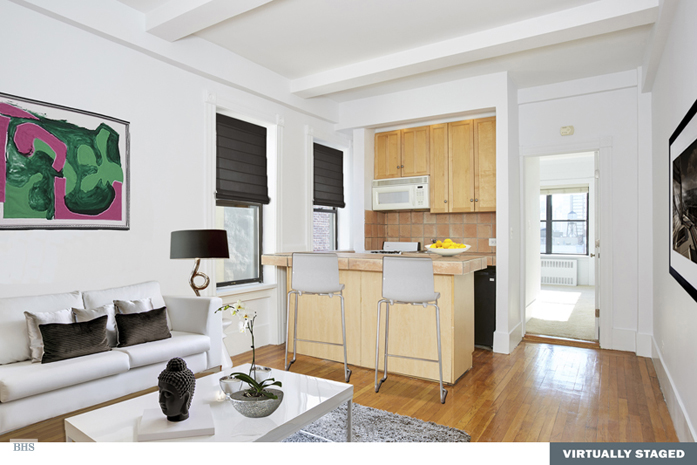 116 West 72nd Street, Upper West Side, NYC, $499,000, Web #: 11468103