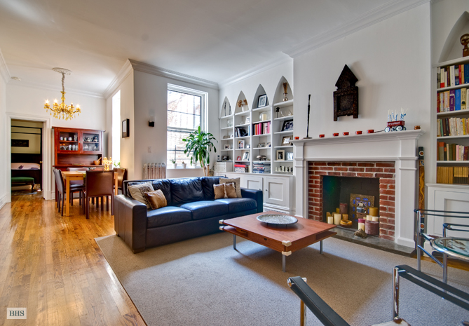 60 Pierrepont Street, Brooklyn, New York, $1,052,600, Web #: 1153429