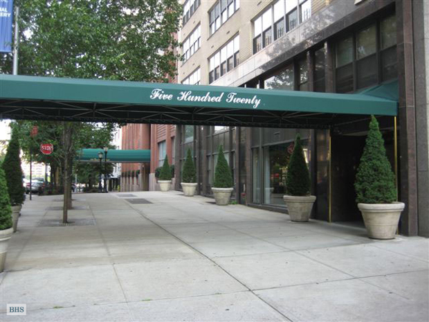 520 East 72nd Street 2E, Upper East Side, NYC, $250,000, Web #: 1168960