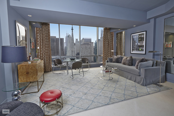 641 Fifth Avenue 22P, Midtown East, NYC, $1,875,000, Web #: 11826362