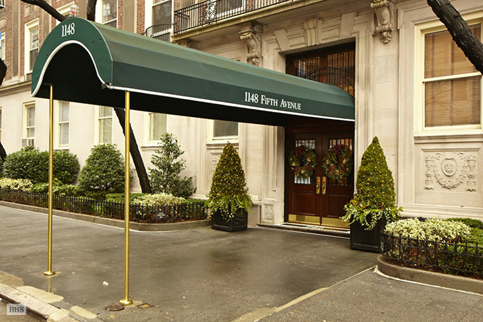 1148 Fifth Avenue, Upper East Side, NYC, $830,000, Web #: 11932902
